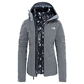 7beded59c5 The North Face - Veste 3 en 1 Thermoball Triclimate Femme: Amazon.fr ...