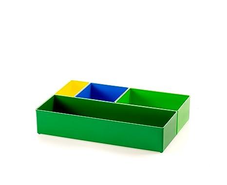 Bosch Sortimo Set de cajas de Navidad de 3 para cambio/complemento
