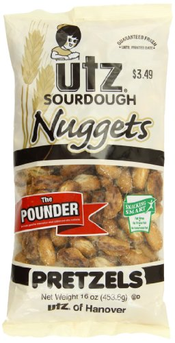 UTZ Of Hanover Sourdough Pretzel Nuggets, 16 ()