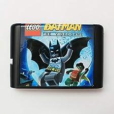 16 Bit Sega MD Game - Batman Lego 16 Bit MD Game Card For Sega Mega Drive For Genesis - Sega Genniess , Sega Ninento , Sega Mega Drive