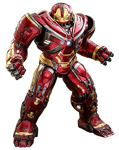 Hot Toys Movie Masterpiece Series - 1/6 Scale Figure: Avengers: Infinity War - Hulkbuster 2