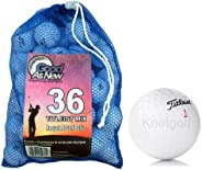 Titleist Pre-Owned Golf Ball Mix (36 Pack)