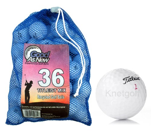 (Titleist Pre-owned Golf Ball Mix (36 pack))