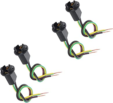Amazon.com: 4PCS Wiring Harness Plug Connector Repair Kit for Off-Road  Vehicles, Working Vehicles Automobiles and Boat 12V DC Power Source:  Automotive