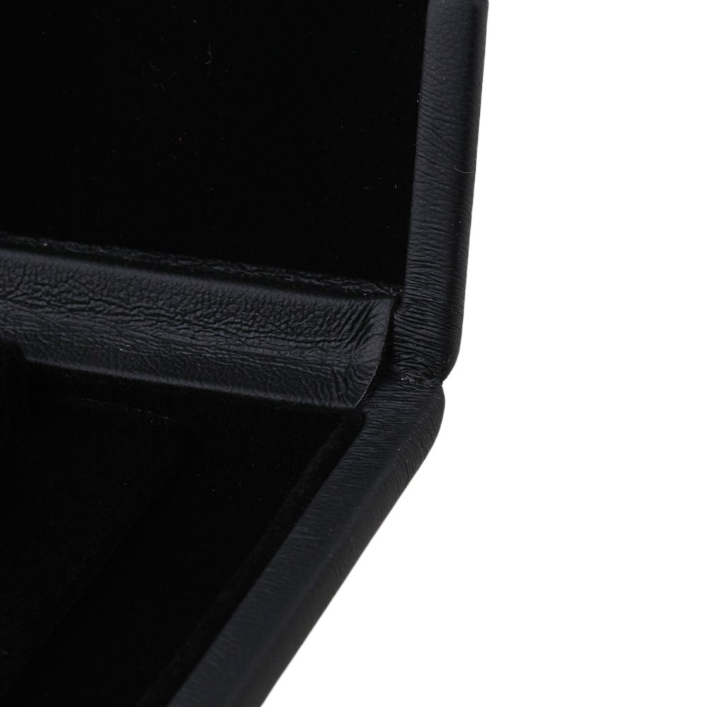 Yibuy Black Oboe Reed Case Holder Box PU leather For 6 Pieces of Reed 9.2 x 7.8x 2cm by Yibuy Sax Reeds/Case (Image #6)