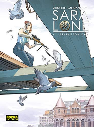 SARA LONE 4. ARLINGTON DAY por Erik Arnoux,David Morancho,Pilar Garriga