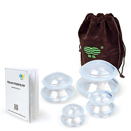Silicone Professional Cupping Massage Soreness