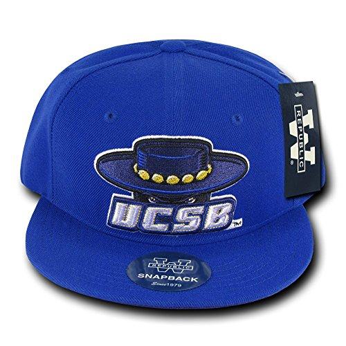 W Republic The Freshman, College Snapbacks (UC Santa Barbara, -