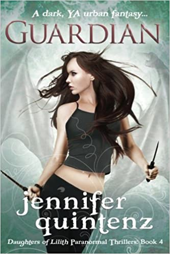 Amazon Fr Guardian A Dark Ya Urban Fantasy Jennifer