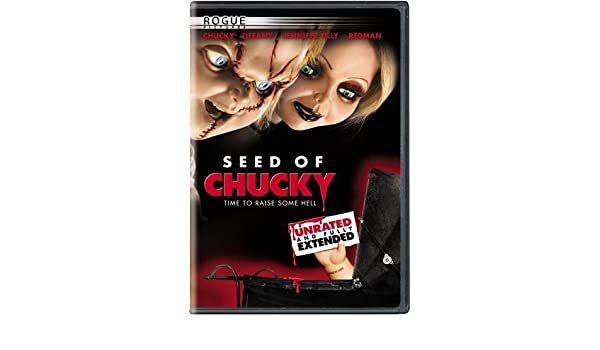 Amazon.com: Seed of Chucky (Unrated And Fully Extended) by Universal Studios by Don Mancini: Don Mancini: Movies & TV