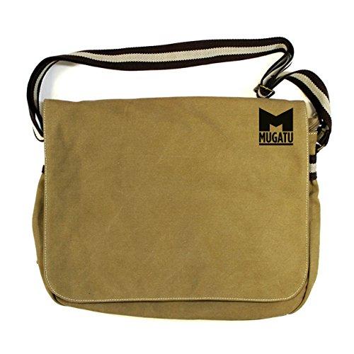 Bag Despatch Zoolander Logo Mugatu Vintage Sahara Canvas AAF7zv