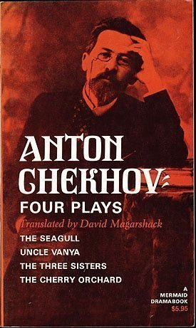 Four Plays: The Seagull / Uncle Vanya / The Three Sisters / The Cherry Orchard (Mermaid Dramabook Series)