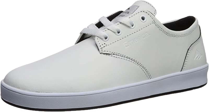 Emerica The Romero Laced Sneakers Herren Weiß Glattleder