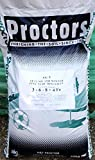 New this year - 20kg sack of Proctors Autumn & Winter Lawn Feed with iron to kill moss - 571 sq m coverage