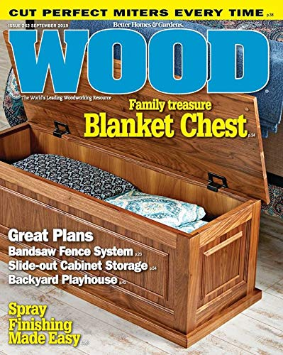 Better Homes Gardens Wood Magazine - Wood - by Better Homes & Gardens