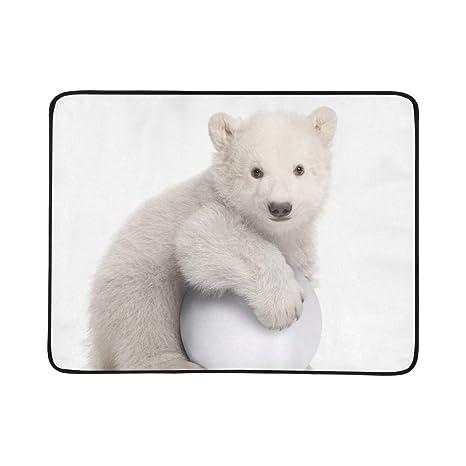 Amazon.com: Vvxxvx Ursus Maritimus Cub - Mes de oso polar ...