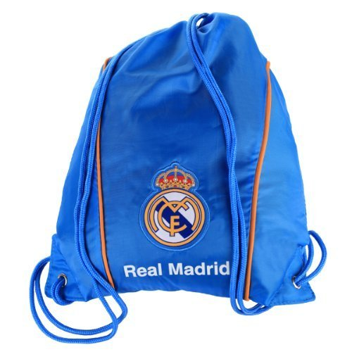 fan products of 2014 Real Madrid Drawstring Cinch Sack-Blue, Model: , Spoorting Goods Shop