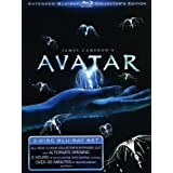 Avatar (Extended Collector's Edition) [Blu-ray];Blank - None (Bilingual) [Import]