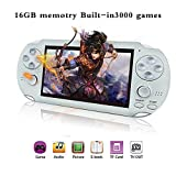 Best Handheld Game Consoles - BAORUITENG Handheld Game Console , Retro Game Console Review