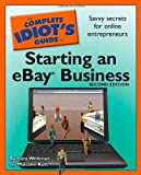 img - for The Complete Idiot's Guide to Starting an eBay Business, 2nd Edition book / textbook / text book