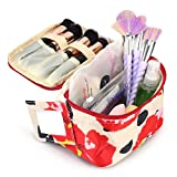 Best  - Zodaca Red Poppy Print Cosmetic Bag Review