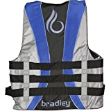 Bradley Fully Enclosed Deluxe 4-Buckle Adult Life Jacket...