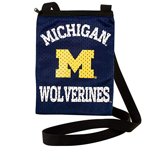 (NCAA Michigan Wolverines Game Day Pouch)