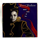 JACKSON, Janet / When I Think Of You / 45rpm record + picture sleeve