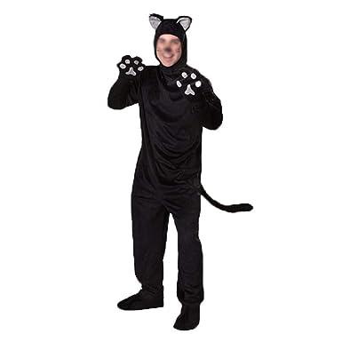 disfraz de puma hombre