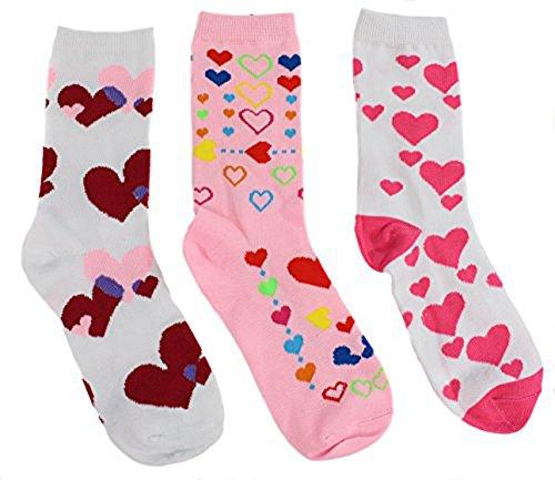 Valentines Hearts Theme Womens Socks product image