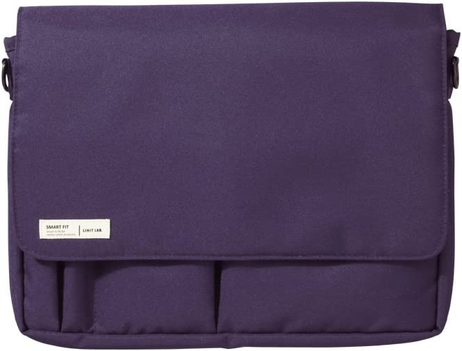 LIHIT LAB Carrying Pouch (Laptop Sleeve), 8.3 x 11.4 Inches, Navy (A7576-11)
