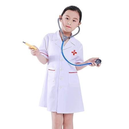 Motto.H Disfraz De Doctor para Niños. Kit De Vestir De 3 Piezas ...