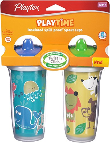 playtex-playtime-insulated-spoll-proof-spout-cups-2-pack-color-and-design-may-vary