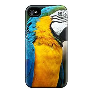 Iphone 5/5s Case Cover Amazing Parrot Case - Eco-friendly Packaging