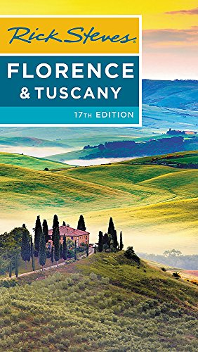 Rick Steves Florence & Tuscany cover