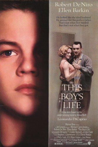 ArtFuzz This Boy's Life Movie Poster Print