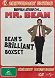 Mr. Bean Bean's Brilliant Boxset Volumes 1-4 | 4 Discs | NON-USA Format | PAL | Region 4 Import - Australia