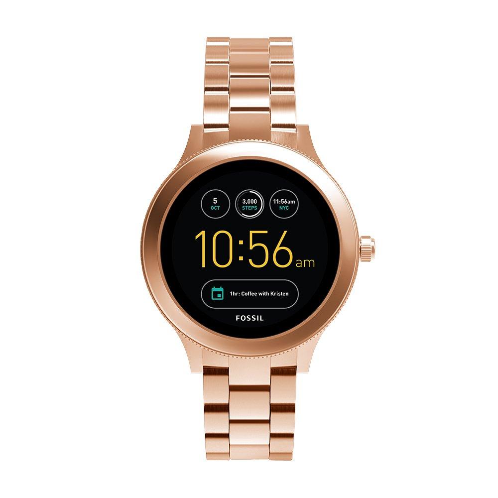 Fossil Q Womens Gen 3 Venture Stainless Steel Smartwatch