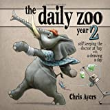 The Daily Zoo Year 2, Chris Ayers, 1933492449