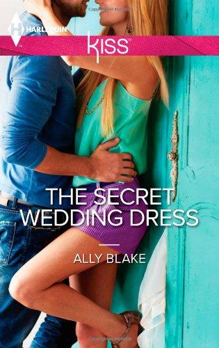 book cover of The Secret Wedding Dress