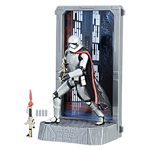 (Star Wars The Black Series Titanium Series Captain Phasma )