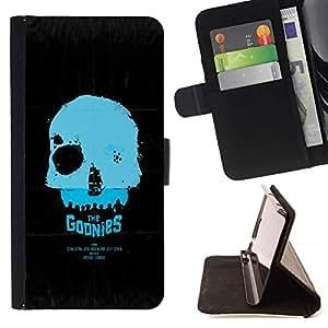 Momo Phone Case / Flip Funda de Cuero Case Cover - Los Goonies;;;;;;;; - LG G4c Curve H522Y (G4 MINI), NOT FOR LG G4