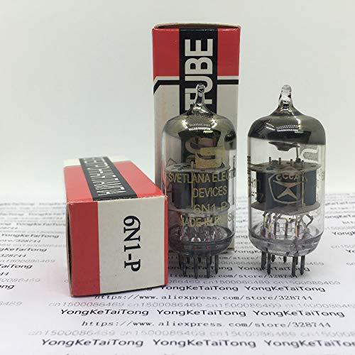 Kammas 2PCS/LOT HIFI DIY Russian tube 6N1-P ECC85