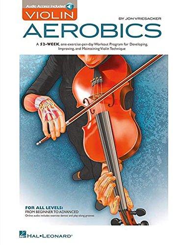Violin Aerobics Bluegrass Fiddle Sheet Music