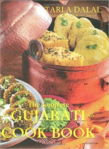 The complete gujarati cook book tarla dalal 9788186469453 amazon the complete gujarati cook book tarla dalal 9788186469453 amazon books forumfinder Images