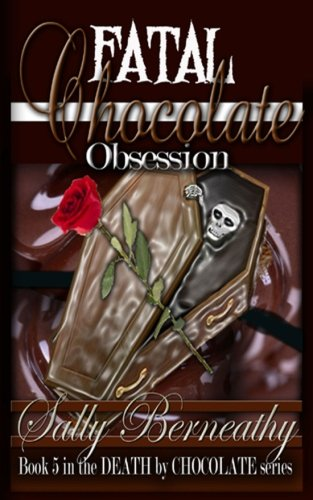 book cover of Fatal Chocolate Obsession