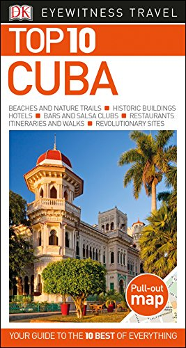 Top 10 Cuba (DK Eyewitness Travel Guide) (Best Caribbean Diving Destinations)
