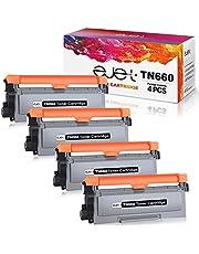 $30 » ejet Compatible Toner Cartridge Replacement for Brother TN660 TN-660 TN630(4-Black) for HL-L2340DW HL-L2300D HL-L2380DW MFC-L2700DW L2740DW DCP-L2540DW L2520DW HL-L2320D MFC-L2720DW L2740DW