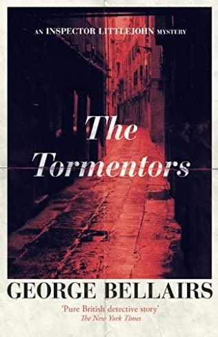book cover of The Tormentors