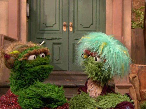 Grouch Mother's Day. Episode (Sesame Street Elmo The Grouch)